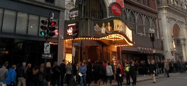 Boston Has It All - Theatre, Opera, Arts, Museums and a Superb Culinary Scene !!
